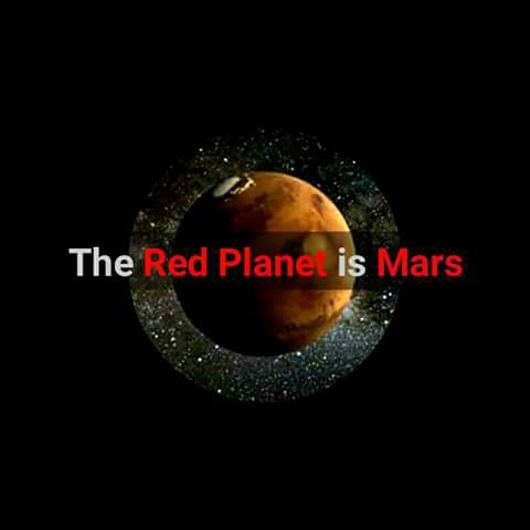 "Groupe de la meteorite-mars.com ""The red planet is Mars"""