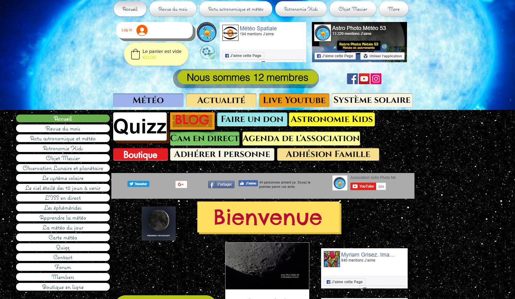 Vincent DESLANDES astrophotometeo53.net