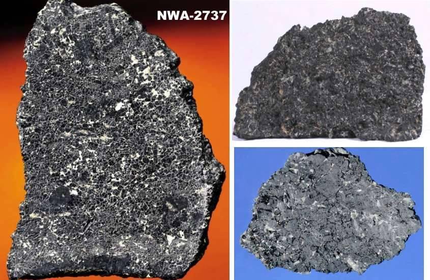 texture comparative 2-1 www.meteorite-mars.com