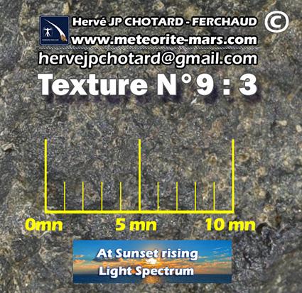 Texture N 9-3 www.meteorite-mars.com
