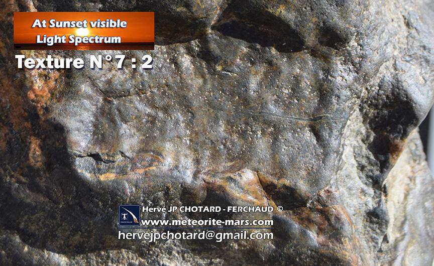 Texture N 7-2 www.meteorite-mars.com