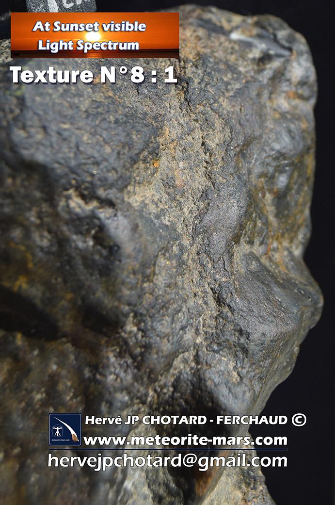 Texture N 8-1 www.meteorite-mars.com