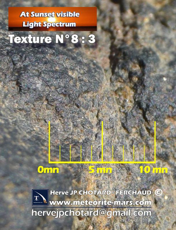 Texture N 8-3 www.meteorite-mars.com