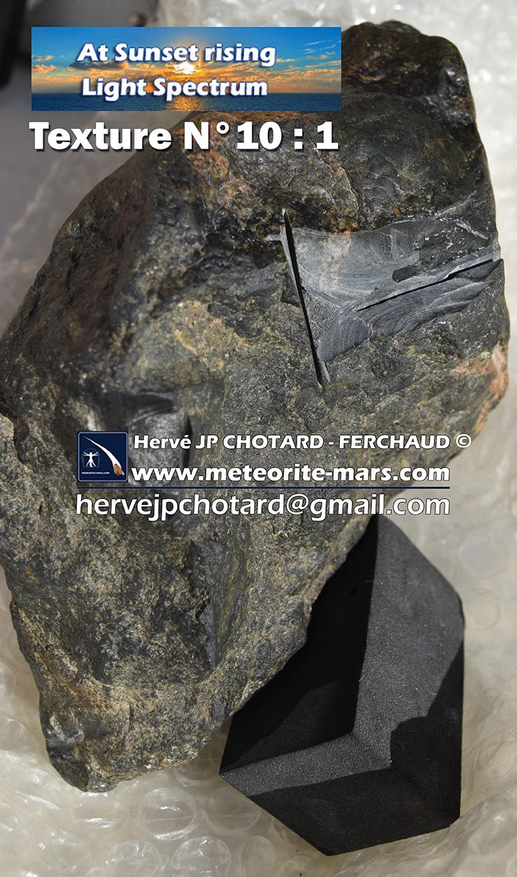 Texture N 10-1 www.meteorite-mars.com