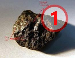 texture comparative N°11 - meteorite-mars.com