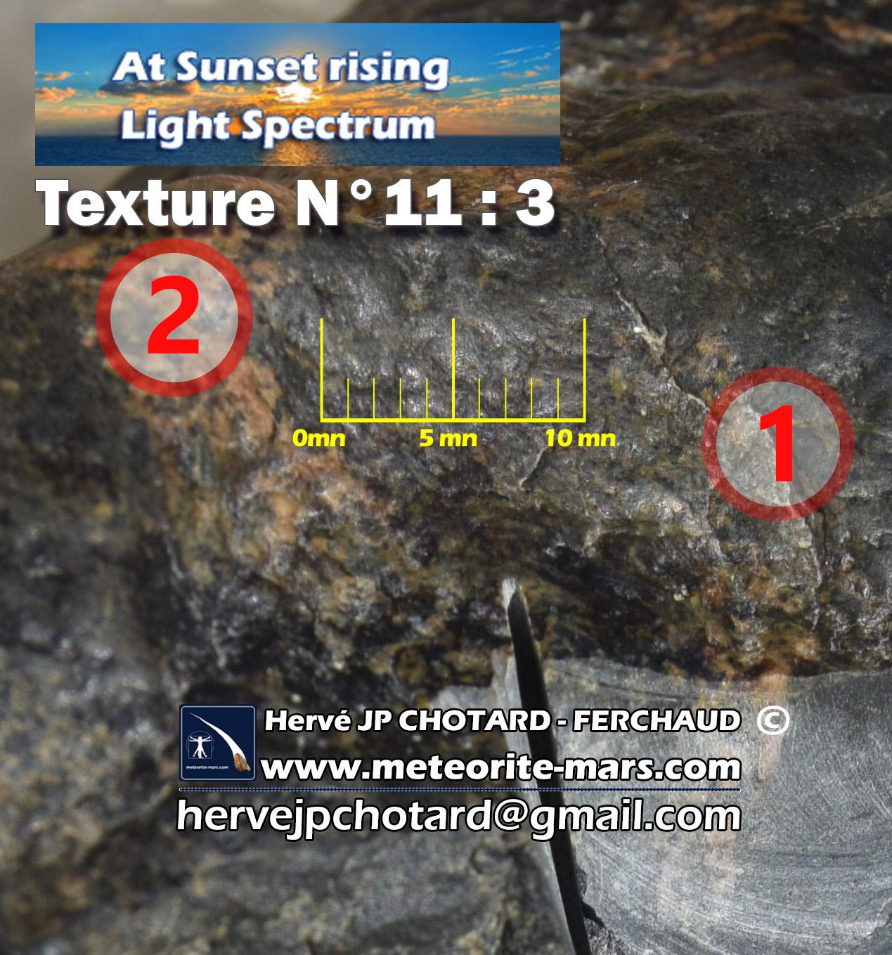 Textue N°11 - meteorite-mars.com
