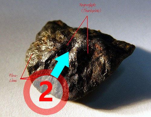 Texture comparative N°13-1-2 meteorite-mars.com