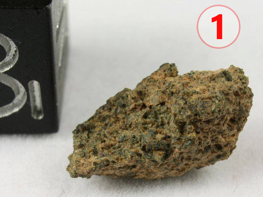 texture comparative N°15-1-1 meteorite-mars.com