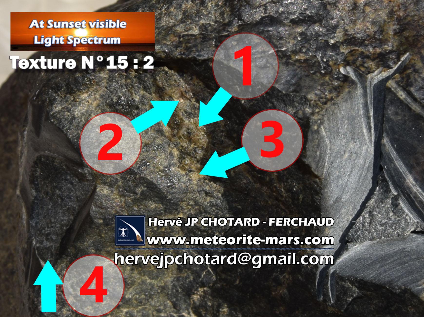 texture N°15-2 meteorite-mars.com