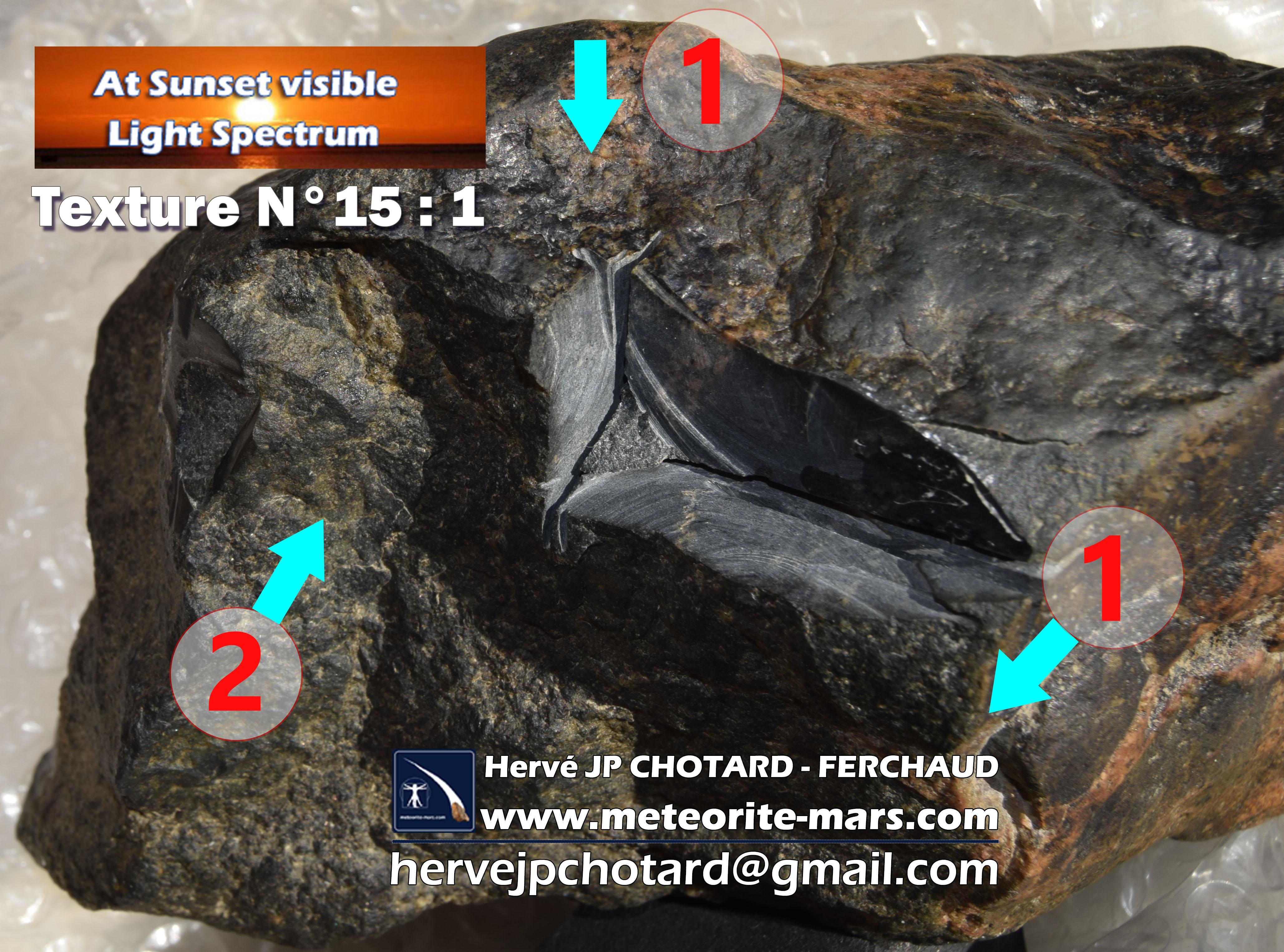texture N°15-1 meteorite-mars.com