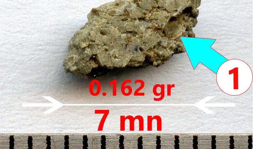 Texture N 25-03 – meteorite-mars.com